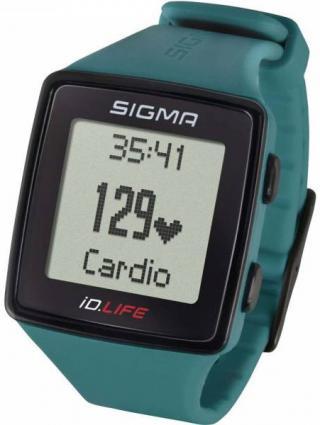 Sigma Pulsmetr iD.LIFE zelený 24610 - SLEVA II