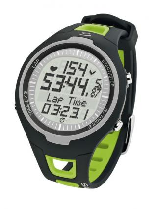 Sigma pulsmetr PC 15.11 2012 zelený