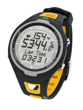 Sigma pulsmetr PC 15.11 2012 žlutý