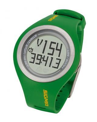 Sigma pulsmetr PC 22.13 zelený  MAN