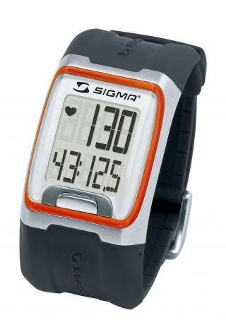 Sigma pulsmetr PC 3.11 2012 oranžový