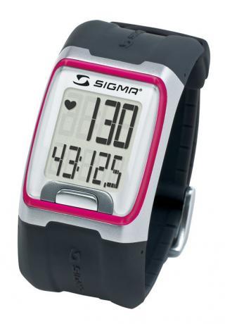 Sigma pulsmetr PC 3.11 2012 růžový