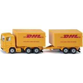 SIKU Blister 1694 SIKU Blister DHL kamion s přívěsem pánské