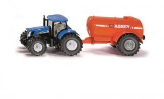 SIKU Farmer - Traktor s cisternou
