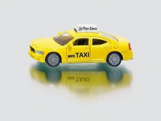 SIKU Super - Auto TAXI US žluté