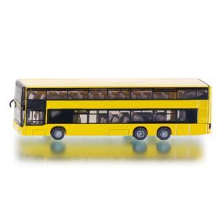 Siku Super Dvoupatrový linkový autobus MAN pánské