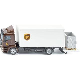 Siku Super MAN UPS se zvedací zadní plošinou pánské