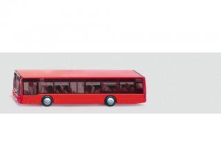 SIKU Super - Městský autobus červený