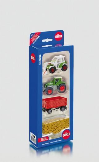 SIKU Super -Set zemědělská vozidla   prkna