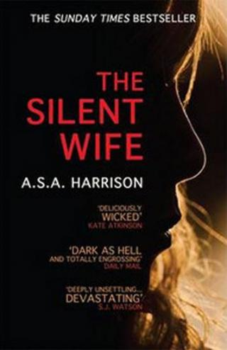 Silent Wife - Harrisonová A. S. A.