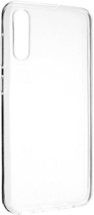 Silikonové pouzdro 1mm pro Samsung Galaxy A50, transparentní