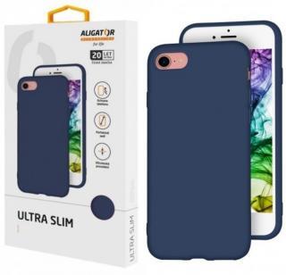 Silikonové pouzdro ALIGATOR Ultra Slim pro Samsung Galaxy S20 Ultra, modrá