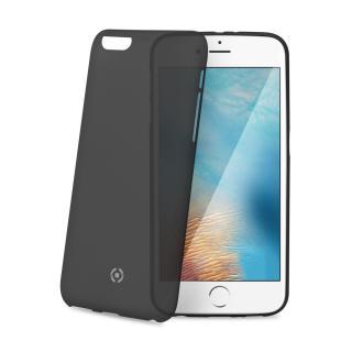 Silikonové pouzdro CELLY Frost pro Apple iPhone 7 Plus, černé