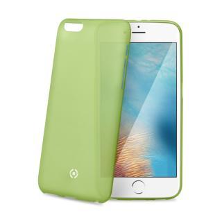Silikonové pouzdro CELLY Frost pro Apple iPhone 7 Plus, zelené