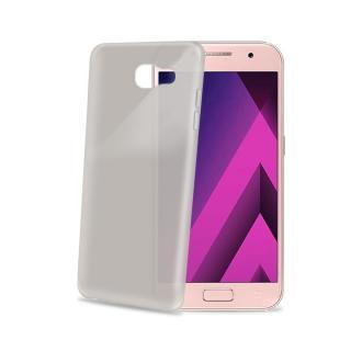 Silikonové pouzdro CELLY Frost pro Samsung Galaxy A5 , 0,29 mm, černé