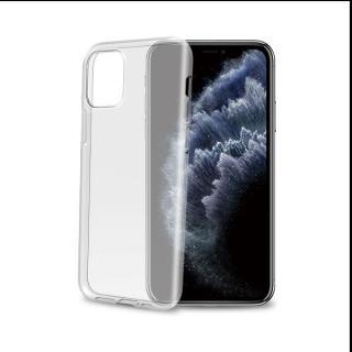 Silikonové pouzdro CELLY Gelskin pro Apple iPhone 11 Pro Max, bezbarvá