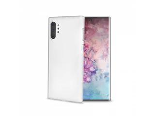 Silikonové pouzdro Celly Gelskin pro Samsung Galaxy Note10 Plus, transparentní