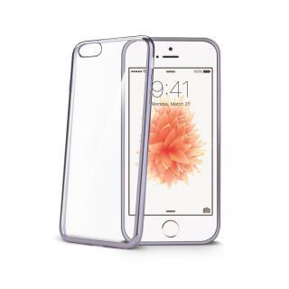 Silikonové pouzdro CELLY Laser pro Apple iPhone XS Max, blue