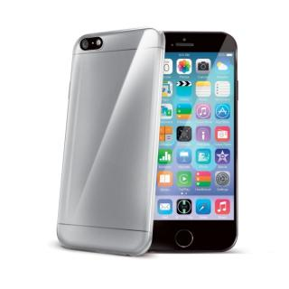 Silikonové pouzdro CELLY Ultrathin pro Apple iPhone 6, bezbarvé