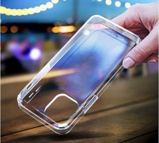 Silikonové pouzdro CLEAR Case 2mm pro Samsung Galaxy M21