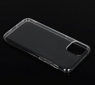 Silikonové pouzdro Forcell AntiBacterial pro Apple iPhone 7 Plus/8 Plus, transparentní