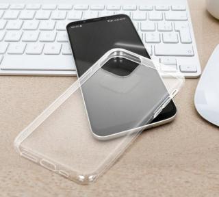 Silikonové pouzdro Forcell AntiBacterial pro Apple iPhone 7/8/SE 2020, transparentní