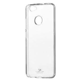 Silikonové pouzdro Goospery pro Xiaomi Mi 8, bílá