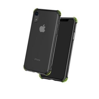 Silikonové pouzdro Hoco Ice Shield Series Soft Case pro Apple iPhone XR, transparentní černá