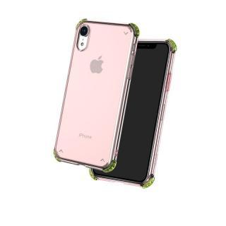 Silikonové pouzdro Hoco Ice Shield Series Soft Case pro Apple iPhone XR, transparentní růžová