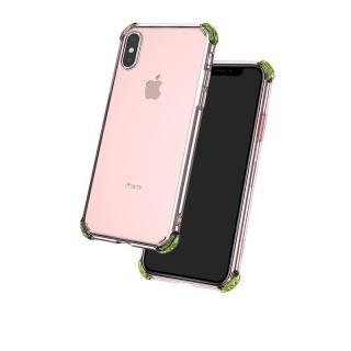Silikonové pouzdro Hoco Ice Shield Series Soft Case pro Apple iPhone XS Max, transparentní růžová
