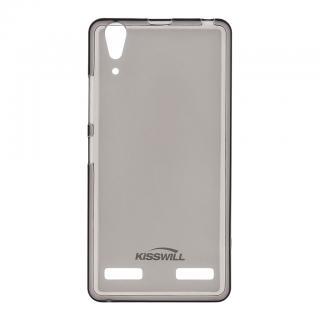 Silikonové pouzdro Kisswill pro Huawei P20, Black