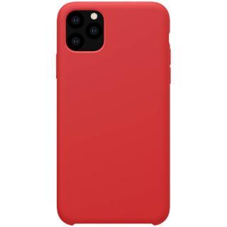 Silikonové pouzdro Nillkin Flex Pure Case pro Apple iPhone 11 Pro Max, červená