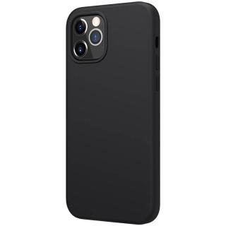 Silikonové pouzdro Nillkin Flex Pure Liquid pro Apple iPhone 12 Pro Max, černá