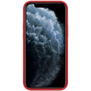 Silikonové pouzdro Nillkin Flex Pure Liquid pro Apple iPhone 12 Pro/12 Max, červená