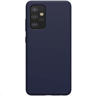Silikonové pouzdro Nillkin Flex Pure Liquid pro Samsung Galaxy A52, modrá