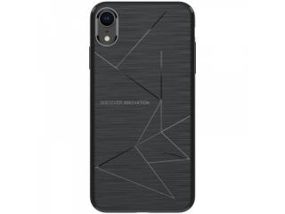 Silikonové pouzdro Nillkin Magic Case with Built-in Magnet pro Apple iPhone XR, černá