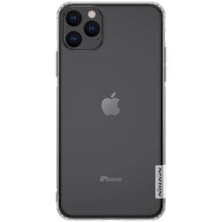 Silikonové pouzdro Nillkin Nature Case for Apple iPhone 11 Pro, bílá