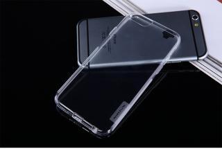 Silikonové pouzdro Nillkin Nature na iPhone 6 Plus 5,5 čiré