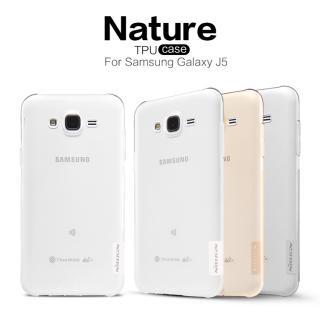 Silikonové pouzdro Nillkin Nature pro Apple iPhone XS Max, clear