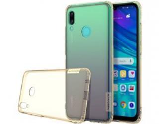 Silikonové pouzdro Nillkin Nature pro Huawei P Smart 2019, tawny