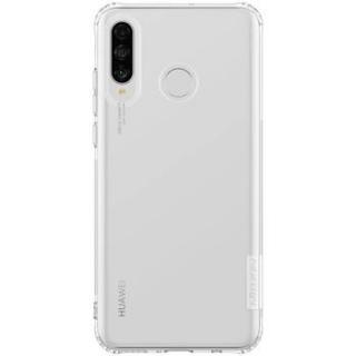 Silikonové pouzdro Nillkin Nature pro Huawei P30 Lite, clear