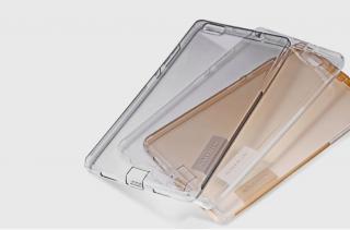 Silikonové pouzdro Nillkin Nature pro iPhone 5/5S/SE čiré