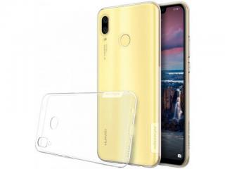 Silikonové pouzdro Nillkin Nature pro Samsung Galaxy A50, clear