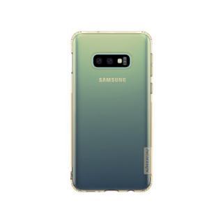Silikonové pouzdro Nillkin Nature pro Samsung Galaxy S10e, tawny