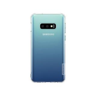 Silikonové pouzdro Nillkin Nature pro Samsung Galaxy S10e, transparent