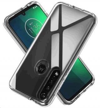 Silikonové pouzdro pro Realme 6 Pro, transparentní