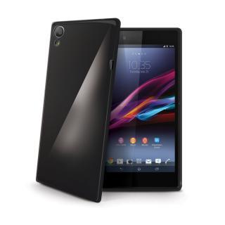 Silikonové pouzdro pro Sony Xperia Z3 CELLY Gelskin černé