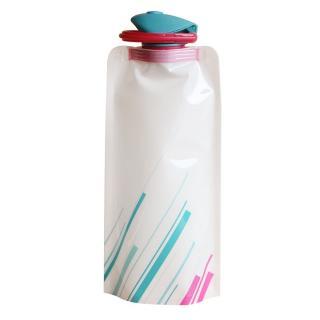 Silikonový vak na nápoje C170 Barva: bílá