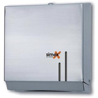 SIMEX Nerezový zásobník - mat
