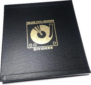 Simply Analog Dividers De Luxe Vinyl Records Boxset Obal